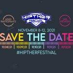 Save the date for HIPTHER FESTIVAL XXI, the virtual show that brings together multiple industry leaders in Europe and North America